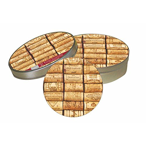 Paperproducts Design Wine Cork Coaster