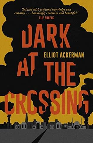 book cover of Dark at the Crossing