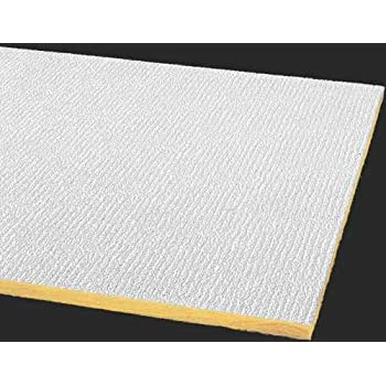 Amazon Com Armstrong Acoustical Ceiling Tile Shasta
