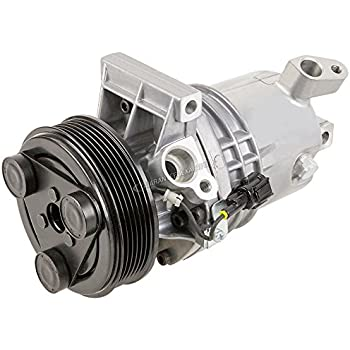 AC Compressor & A/C Clutch For Nissan Versa & Cube - BuyAutoParts 60-02978NA New