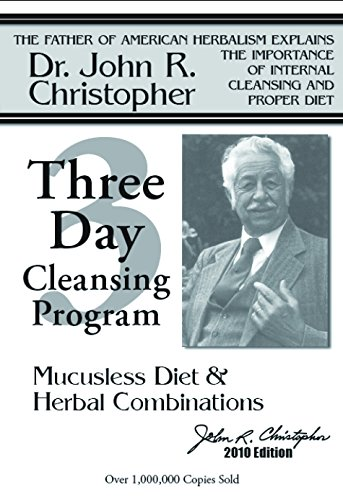 3 Day Cleansing Program: Mucusless Diet & Herbal Combinations