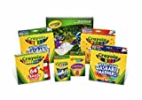 Crayola Drawing and Coloring Kit for Kids, Art Set, Gift, Ages 5, 6, 7, 8, 9
