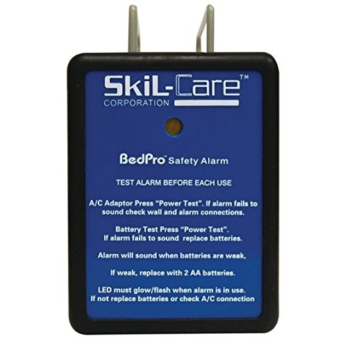 Skil-Care 081079698 BedPro Safety Alarm, Fall Prevention, Wandering