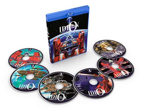 Space Runaway Ideon [Blu-ray]