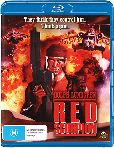 Red Scorpion | NON-USA Format | Region B Import - Australia