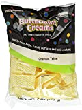 Party Sweets Chevron Yellow Buttermints by Hospitality Mints, Appx 300 mints, 7-Ounce Bags (Pack of 6)