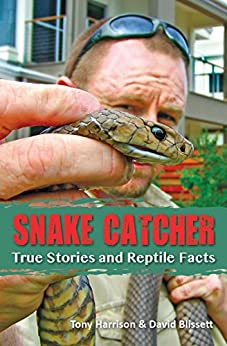 Snake Catcher Stories Reptile Facts ebook product image