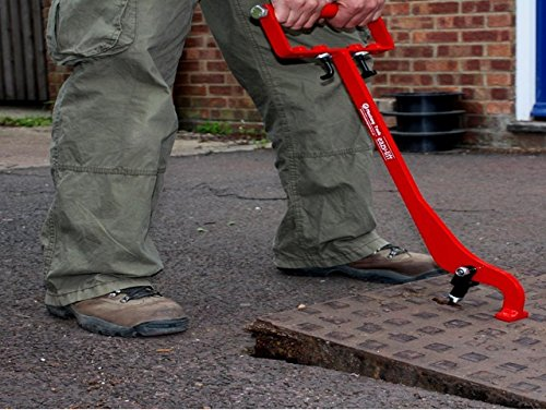 manhole cover lifter - 8