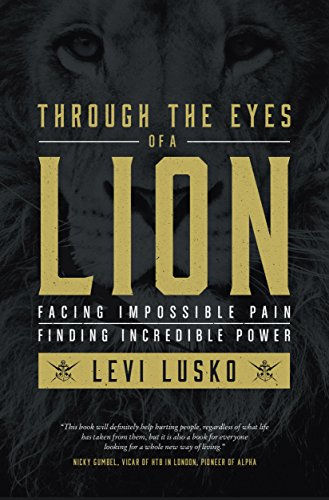 THROUGH THE EYES OF A LION PB