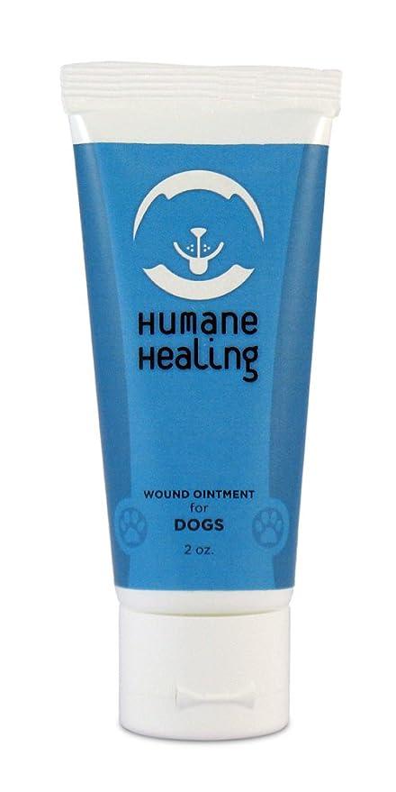Amazoncom Humane Healing Dog Wound Ointment 2 Ounce Pet Supplies