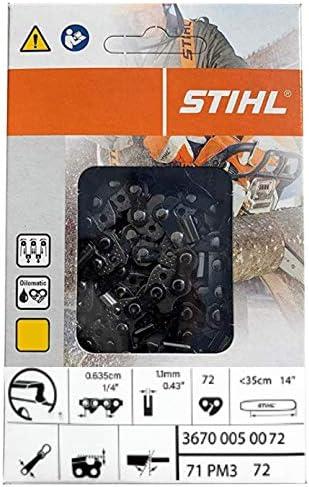 Antivibration Rear Left Fits Stihl Chainsaw 038 007147