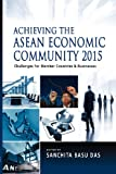 Achieving the Asean Economic Community 2015, , 9814379646