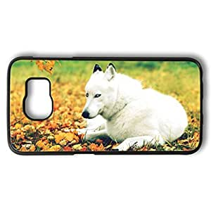 iCustomonline Husky Cool PC Black Case Fits Cover Back for Samsung Galaxy S6
