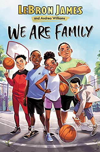 Book Cover: We Are Family