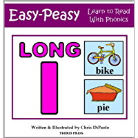 The Long I Sound - Read, Play & Practice (Learn to Read with Phonics Book 8) (English Edition)