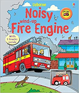 Noisy Fire Engine Book