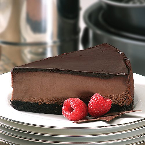 David's Cookies Triple Chocolate Cheesecake 10