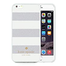 iPhone 6S Plus TPU Case ,Kate Spade 11 White iPhone 6S Plus Cover Unqiue And Durable Custom Designed Phone Case