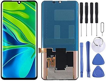 WANGZHEXIA Pantalla LCD de repuesto y digitalizador para Xiaomi Mi CC9 Pro/Mi Note 10 / Mi Note 10 Pro/Mi Note 10 Lite