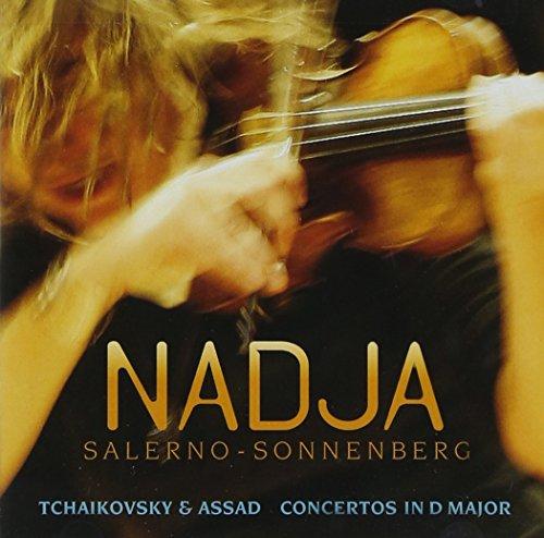 Price comparison product image Nadja Salerno-Sonnenberg: Concertos in D Major