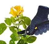 47% OFF!! Silach ALL in ONE Cut, Heat, Flame Resistant GARDENING Safety Work Gloves PAIR, Versatile, Fits Sizes from S to L, KEEP YOUR HANDS SAFE from cuts and burns! Breathable, Easy Machine Washable
