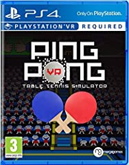 Each environment is styled as a stadium with a fully animated audience, creating an immersive playing environment. VR Ping Pong features several addictive gameplay modes allowing players to experience the thrill of playing Table Tennis with P...