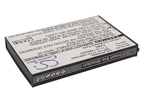 VINTRONS Battery for ASUS 07G0166B3450, SBP-09, Mypal A626, Mypal A696, MyPal A686 +Free External USB Power
