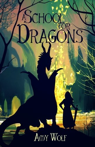 A School for Dragons (The Cavernis Trilogy) (Volume 1) (Female Dragon)