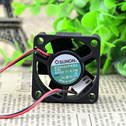 Authentic FOR SUNON Jianzhun Cooling Fan 4CM 4020 5V 0.7W KD0504PKB3 Quality Assurance