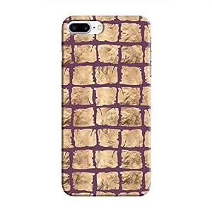 Cover It Up - Rock Purple Break iPhone 7 Plus Hard Case