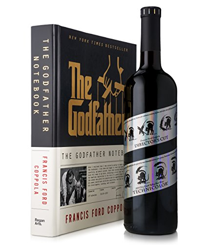 Director's Cut Technicolor & Godfather Notebook Gift Set, 1 x 750 mL