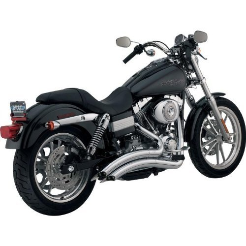 Vance And Hines Big Radius 2 Into 2 - 4