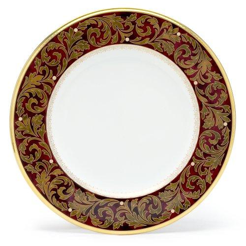 Noritake Xavier Gold Accent Plate, (Xavier Gold Dinnerware)