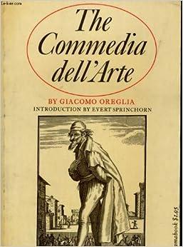 About the Commedia Dell'Arte