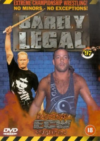 Barely legal dvd