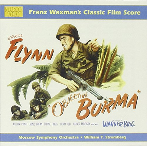 Waxman: Objective, Burma! - Check William