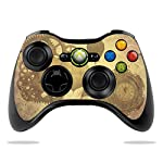 MightySkins Skin Compatible with Microsoft Xbox 360 Controller - Steam Punk Paper | Protective, Durable, and Unique Vinyl Decal wrap Cover | Easy to Apply, Remove, and Change Styles | Made in The USA 5