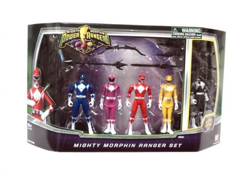 Power Rangers Mighty Morphin Mighty Morphin Rangers