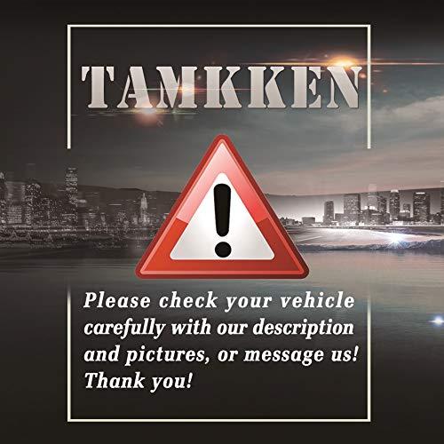TAMKKEN Engine Coolant Temperature Sensor Replaces 13621433077 Fit BMW 128i 320i 323Ci IS 325XI 328 330 525 528 530 540 545 550 645 650 740IL 745LI 750 760 M3 M5 M6 X3 X5 X6 Z4 Z8 Selected 1998-2013