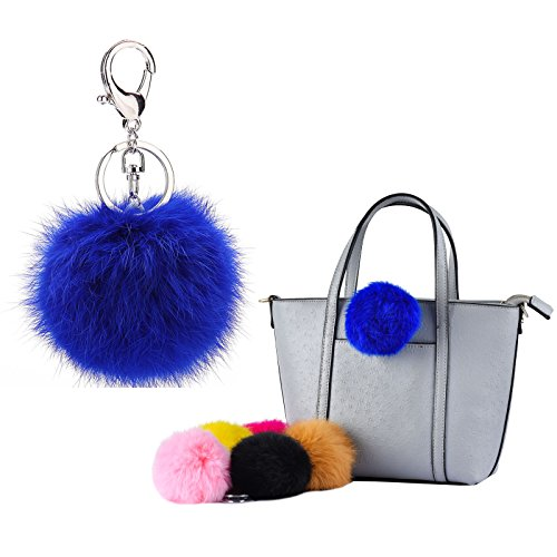 Fluffy Bag Accessories - 1