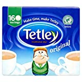 Tetley Tea Bags 160 per pack - Pack of 6