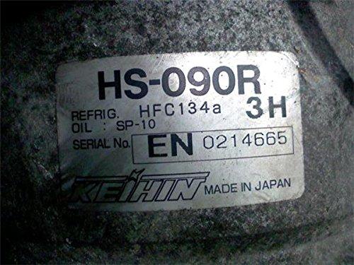 純正 フィット GD系 《 GD1 》 エアコンコンプレッサー 38810-PWA-J01 P50100-18008400