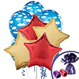 BirthdayExpress Medieval Prince Balloon Bouquet