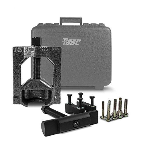 Yoke Puller Kit - Tiger Tool Heavy-Duty Drive Shaft Service Kit 20175