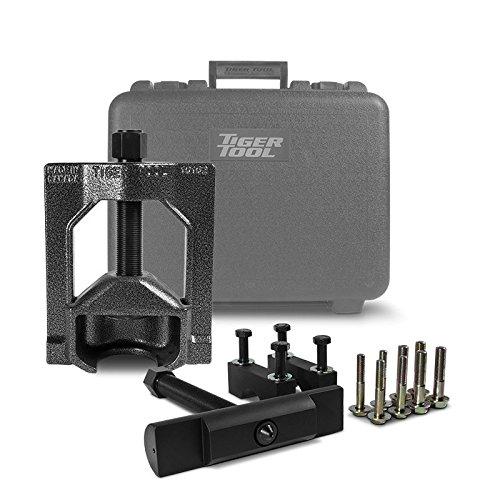 Tiger Tool Heavy-Duty Drive Shaft Service Kit 20175 (Heavy Duty U-joint Puller)