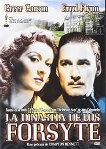 La Dinastia De Los Forsyte [DVD]