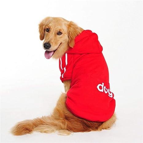D&D DD Perro Mascota Abrigo Ropa para Perros Grandes para ...