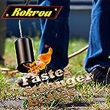 Rokrou Weed Torch Burner Propane Torch Flame Weeder