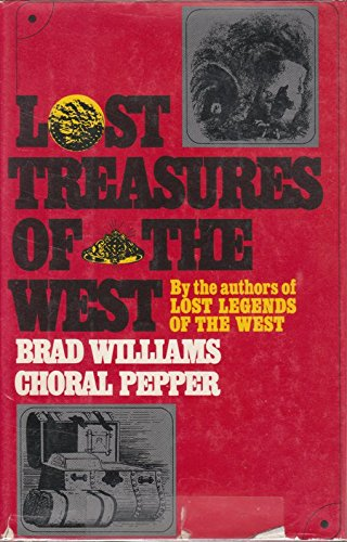 Lost treasures West Brad Williams product image