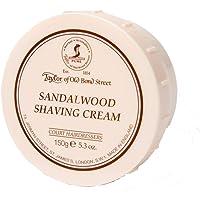 Taylor of Old Bond Street Sandalwood Shaving Cream Bowl, 160ml